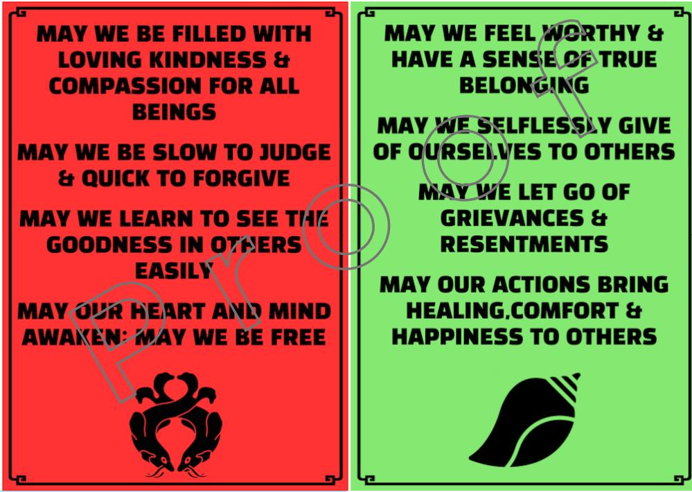 Prayer Flag 3 & 4